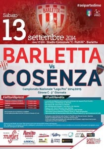 Barletta - Cosenza