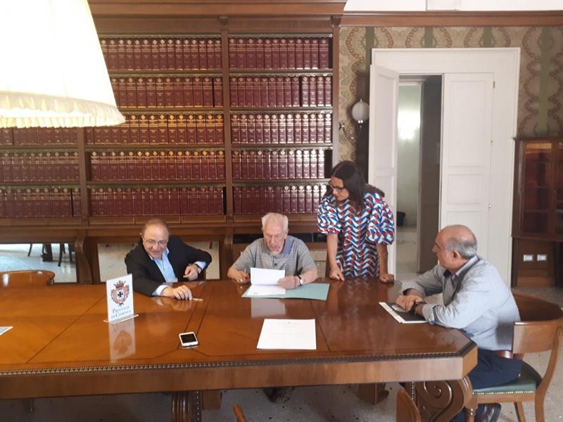 A Cosenza protocollo tra Biblioteca Civica e Conservatorio ...