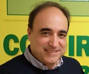 Franco Aceto, presidente Coldiretti
