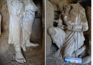 Unical, una ricerca svela i segreti delle antiche statue sulla via della Seta