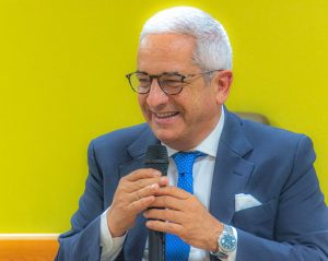 Il sindaco di Rende, Marcello Manna